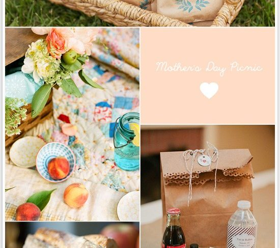Inspiration Board: Mother's Working day Picnic