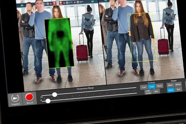 LA to turn out to be initially US subway to set up moveable entire body scanners